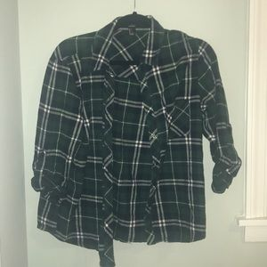 Long sleeve flannel from Forever 21 (Large)
